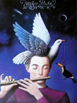 Моцарт. Волшебная флейта. Тайна, открытая каждому