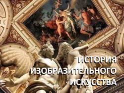 Виды и жанры изобразительного искусства