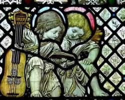 Мессиан. «Пастухи» из органного цикла «Рождество Господне» (Скриншот)