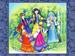 «Снегурочка» - весенняя сказка Римского-Корсакова (Скриншот)