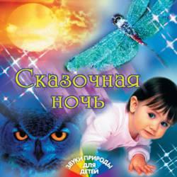 Звуки природы для детей: Сказочная ночь