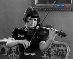Абсолютный слух. «Кампанелла» Паганини в исполнении Лизы Гилельс