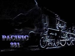 Артур Онеггер. «Пасифик 231»