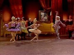 Прокофьев. Золушка - Урок танца. Гавот
